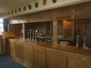 Alnwick Rugby Club Bar